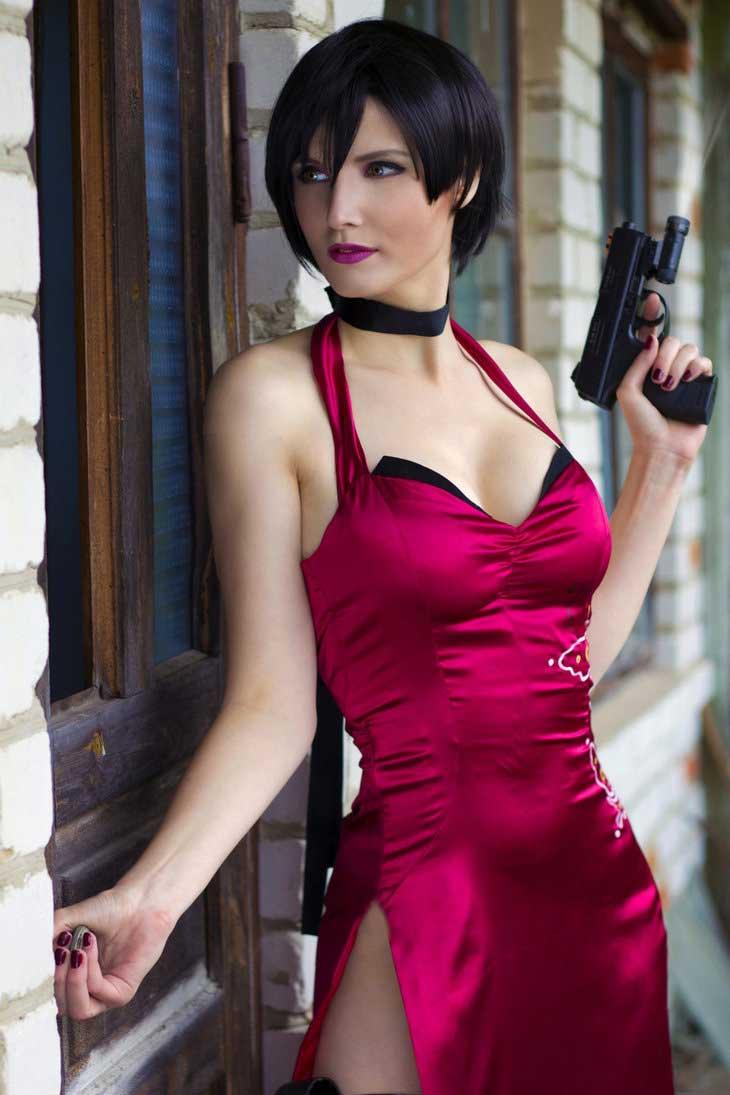 Ada Wong - Cosplay : cosplaygirls
