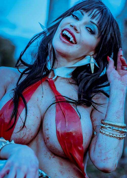 Bianca beauchamp cosplay