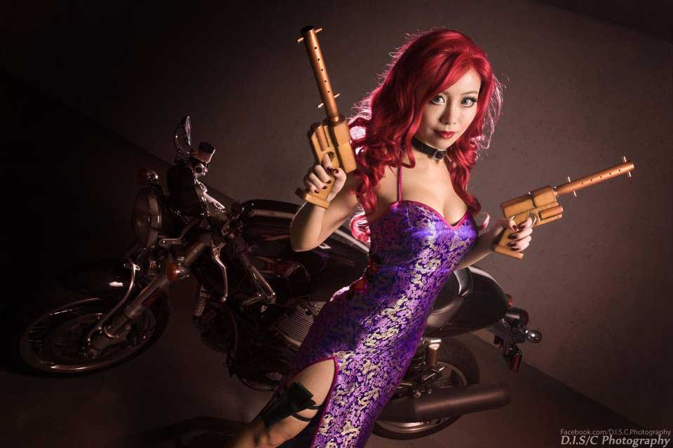 Secret Agent Miss Fortune Cosplay by Miyuki | Cosplay News ...